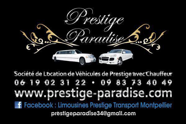 Location Limousine montpellier et voiture de luxe
