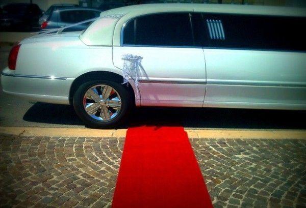 Lincoln Krystal Limousine